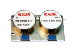 Dual Junction Drop-In Isolators