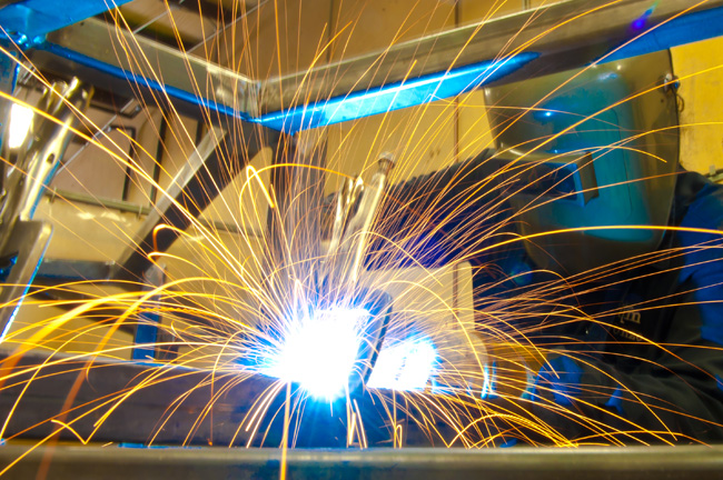 Sheet Metal & Welding