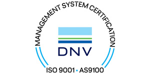 Management System Certification - DNV ISO 9001•AS9100